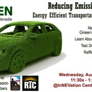 GCNV August 2016 Luncheon- Reducing Emissions: Energy Efficient Transportation Options
