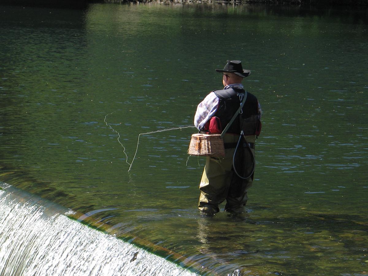 Northern Nevada fishing advisory
