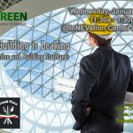 GCNV January 2017 Luncheon- Your Building is Leaking – Conservation and Building Standards