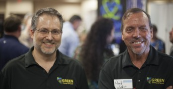 Green Chamber of Nevada members at Las Vegas' Largest 2015