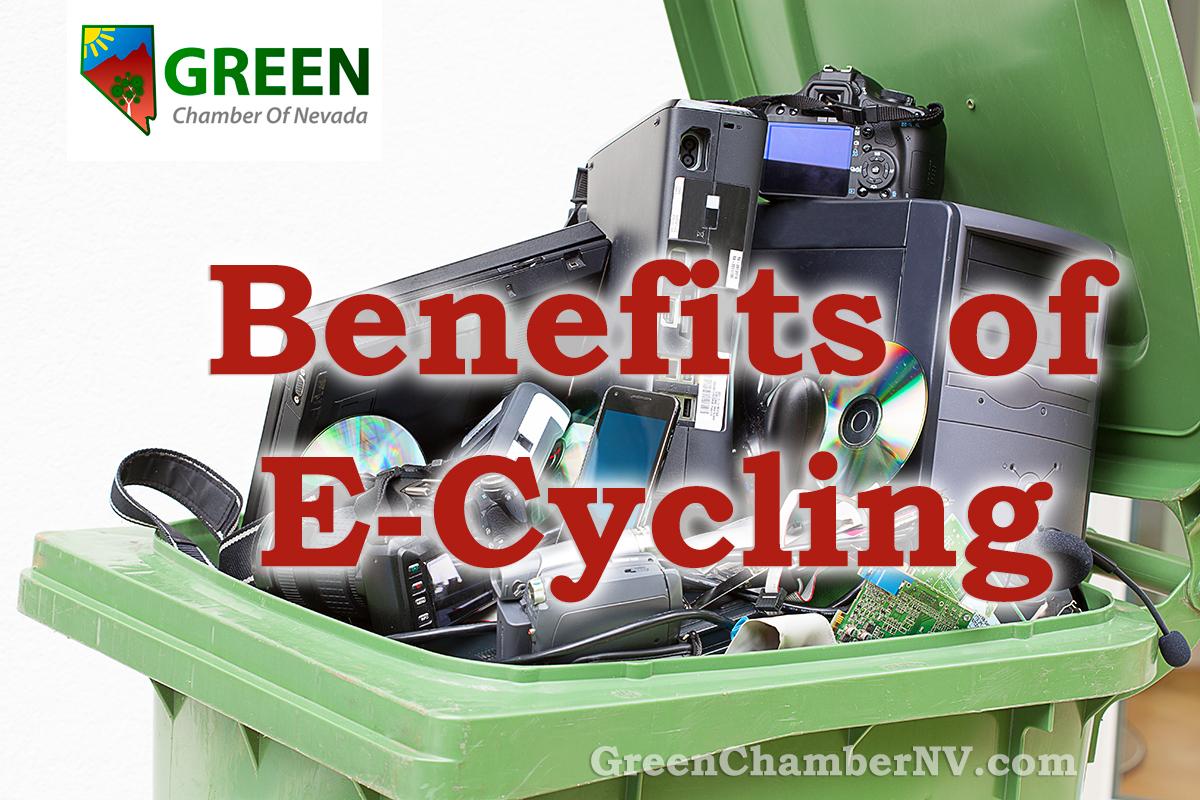 Benefits of E-Cycling